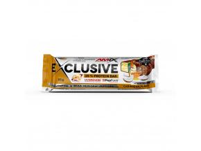 Amix Exclusive Protein Bar 85g (Příchuť Pomeranč a čokoláda)