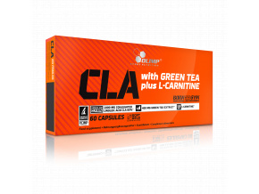 CLA + Green Tea Extract + L-Carnitine - 60 kapslí