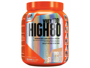 Extrifit High Whey 80 (Příchuť Vanilka, Velikost 2270 g)