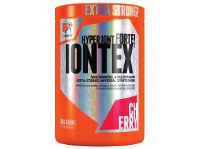 Extrifit Iontex Forte 600g (Příchuť Zelené jablko)