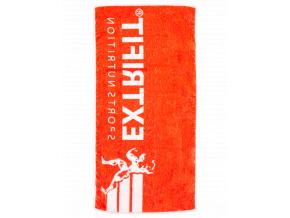 Extrifit Ručník (Barva Černo-oranžová)