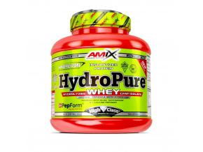 Amix HydroPure Whey Protein 1600g (Příchuť Peanut butter cookies (Cookie - arašídové máslo))