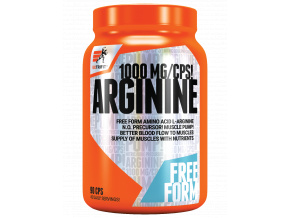 4239 extrifit arginine 1000 mg 90 kapsli
