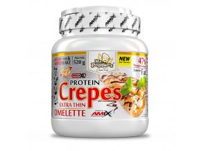 Amix Protein Crepes 520g (Příchuť Vanilka)