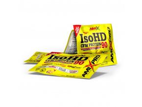 Amix IsoHD 90 CFM Protein - vzorek 30g (Příchuť Moca Choco Coffee)