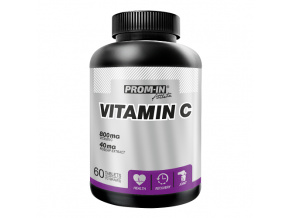 Prom-IN Vitamin C 800 + Rose Hip Extract 60 tbl