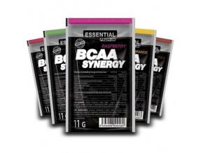 Prom-IN BCAA Synergy - vzorek 11g (Příchuť Zelené jablko)