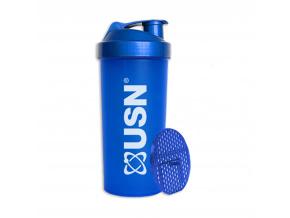 USN Mega Shaker 1000 ml (Barva Modrá)