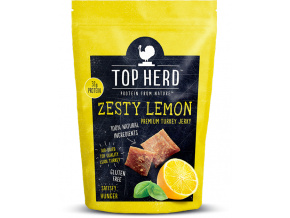 zesty lemon