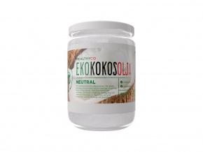 HealthyCo Organický Bio Kokosový olej (Velikost 630 ml)
