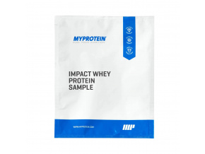 Myprotein Impact Whey Protein - vzorek 25g (Příchuť White chocolate (Bílá čokoláda))