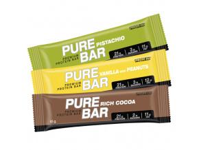 Prom-IN Pure Bar 65g (Příchuť Vanilka s arašídy)