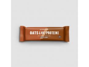 MyProtein Oats & Whey Protein Bar 88g
