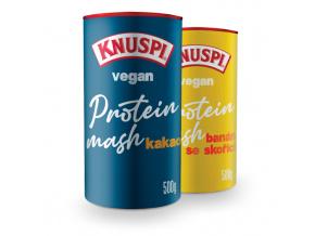 Knuspi Vegan Proteinová kaše 500g