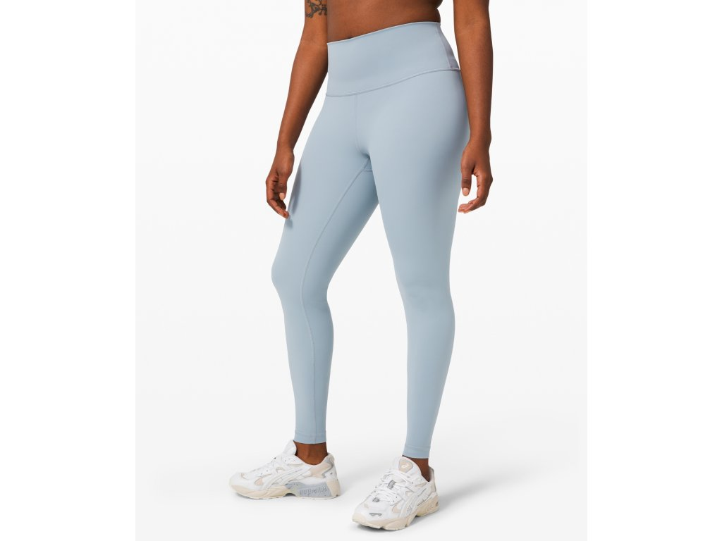 Wunder Under High Rise Tight 28%22 Full On Luxtreme blue