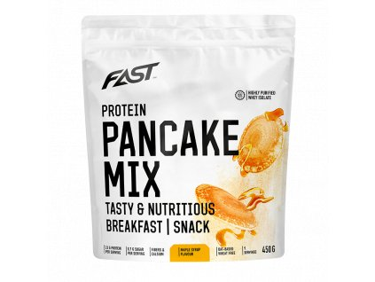 protein pancake javorovy sirup 450 g FITSTORIES CZ