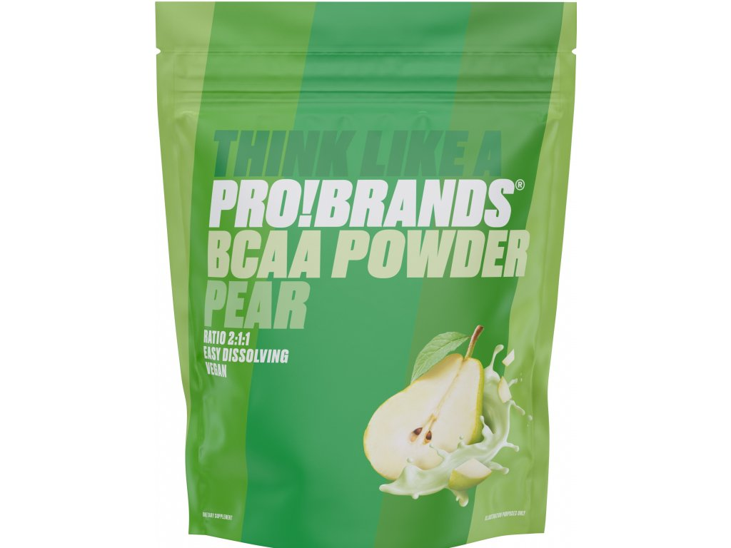 PB BCAA Powder Pear 360g.1