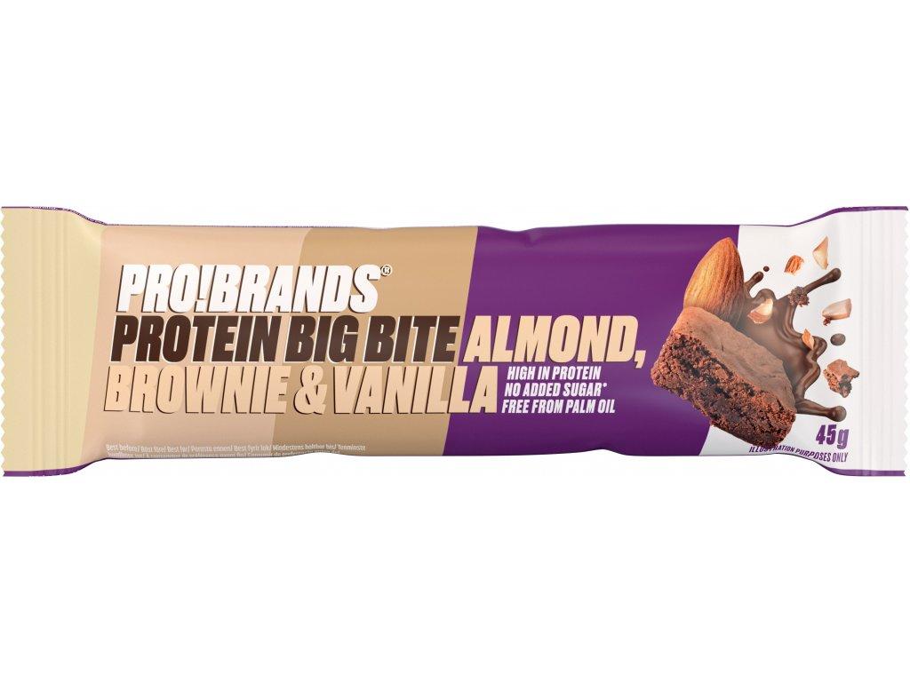 PROBRANDS PROTEIN BIG BITE 45g