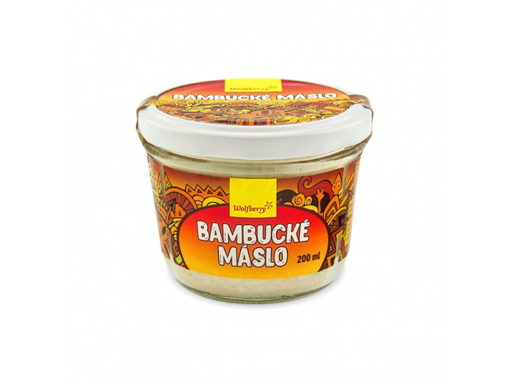 bambucke maslo 200 ml wolfberry