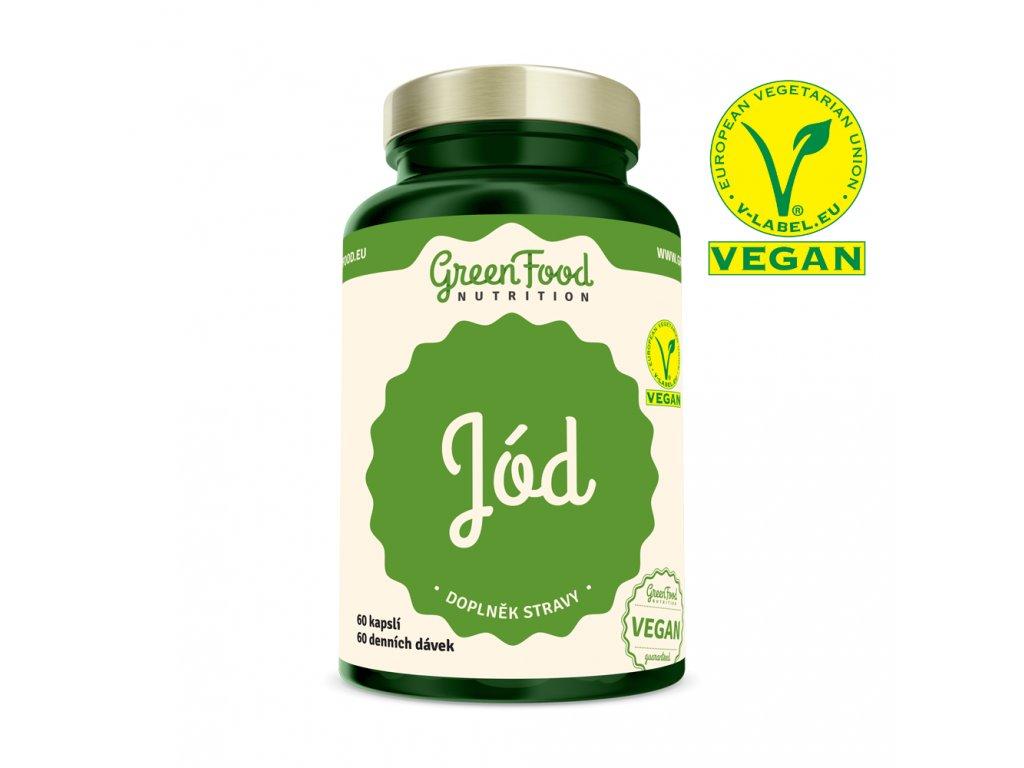 greenfood nutrition jod3
