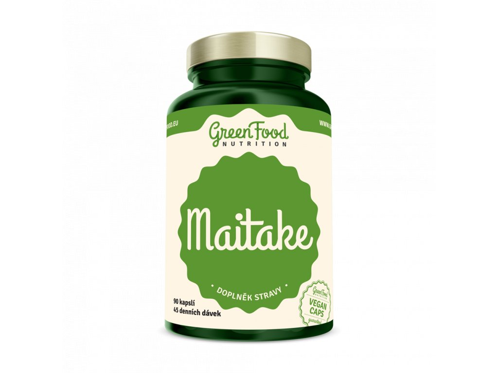greenfood nutrition maitake6