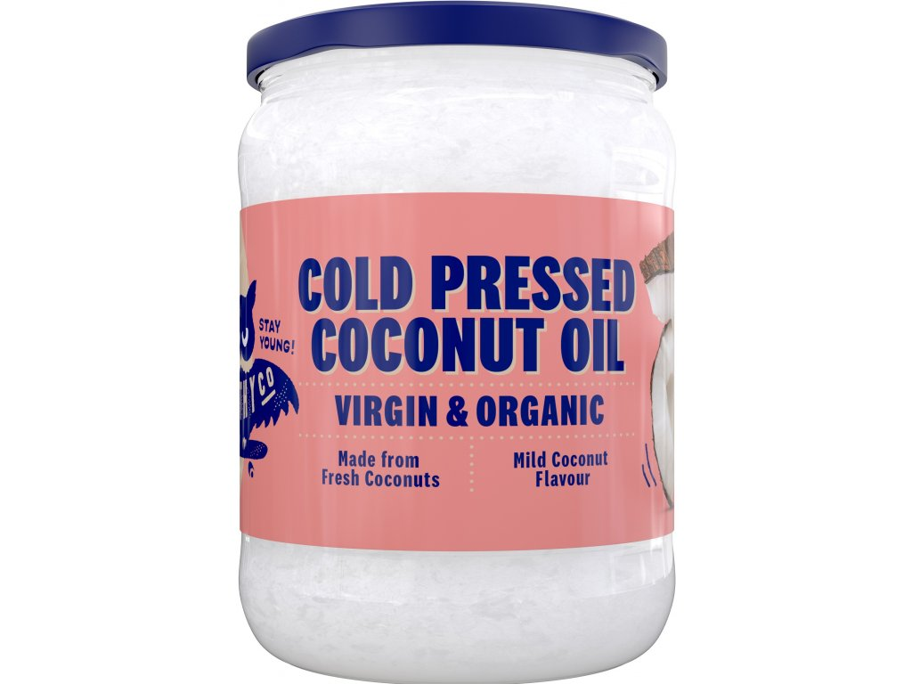 Coconutoil ColdPressed 500ml.1