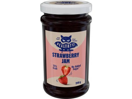HealthyCo Jam Strawberry 380ml.web