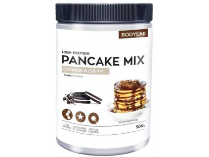 bodylab high protein pancake mix cookie