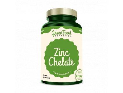 greenfood nutrition zinek chelat5