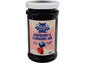 HealthyCo Jam BlueberryRaspberry 380ml.web