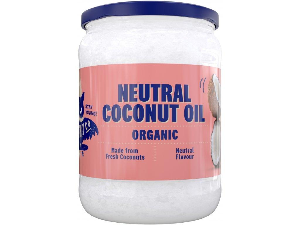 BIO kokosový olej - neutrálny 500ml