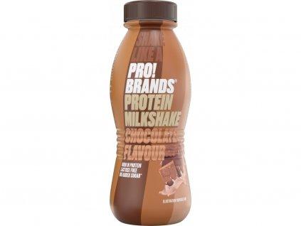 Milk shake čokoláda