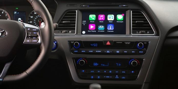 Kompletní seznam vozidel kompatibilních se systémem CarPlay.