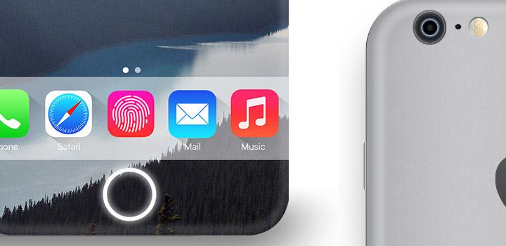 Video: Moderní koncept iPhone 7 s OLED displejem a systémem iOS 10.