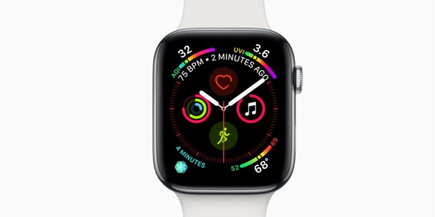 Apple představil Apple Watch Series 4. Co nového hodinky přinesou?