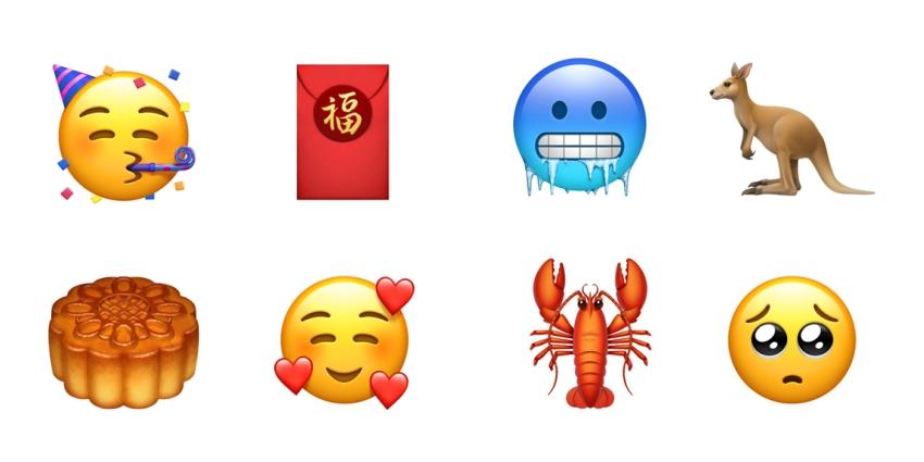 Podívejte se na emotikony, které Apple plánuje přidat do svých zařízení