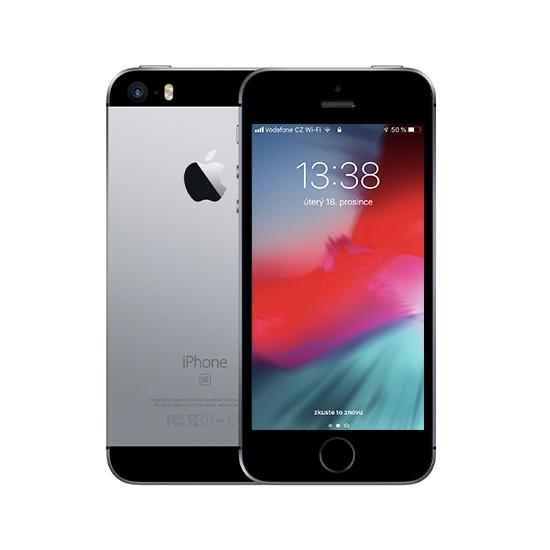 Kryty na iPhone SE