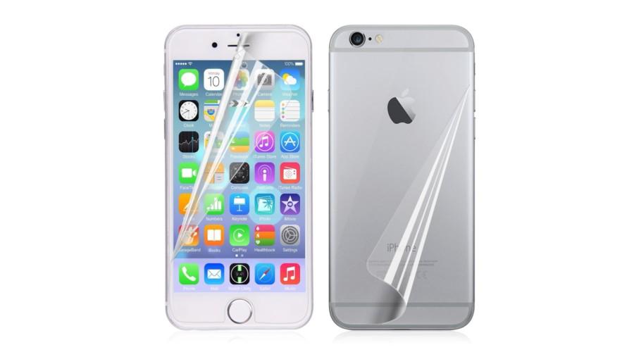 Ochranné fólie pro iPhone