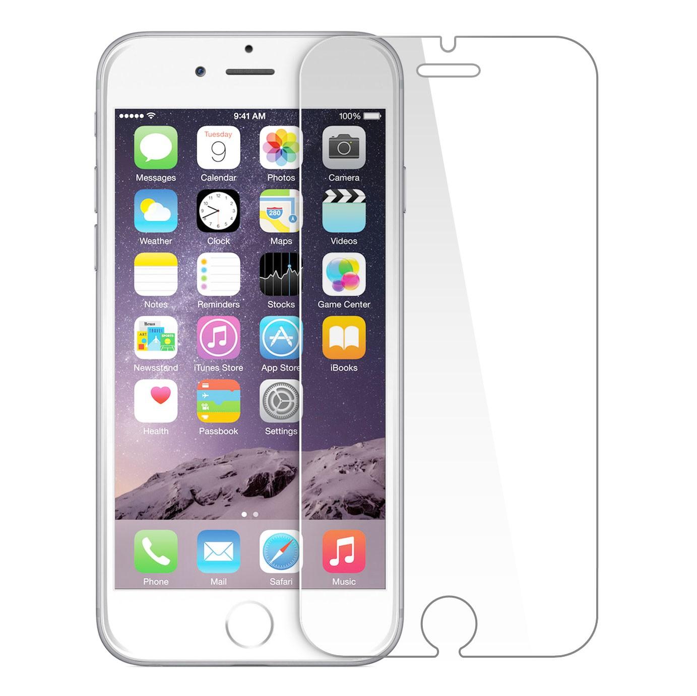Temperovaná skla pro iPhone