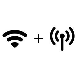 Wi-Fi + Cellular