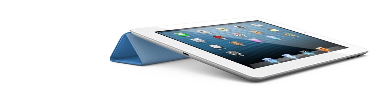 Servis Apple iPad 4 Hradec Králové
