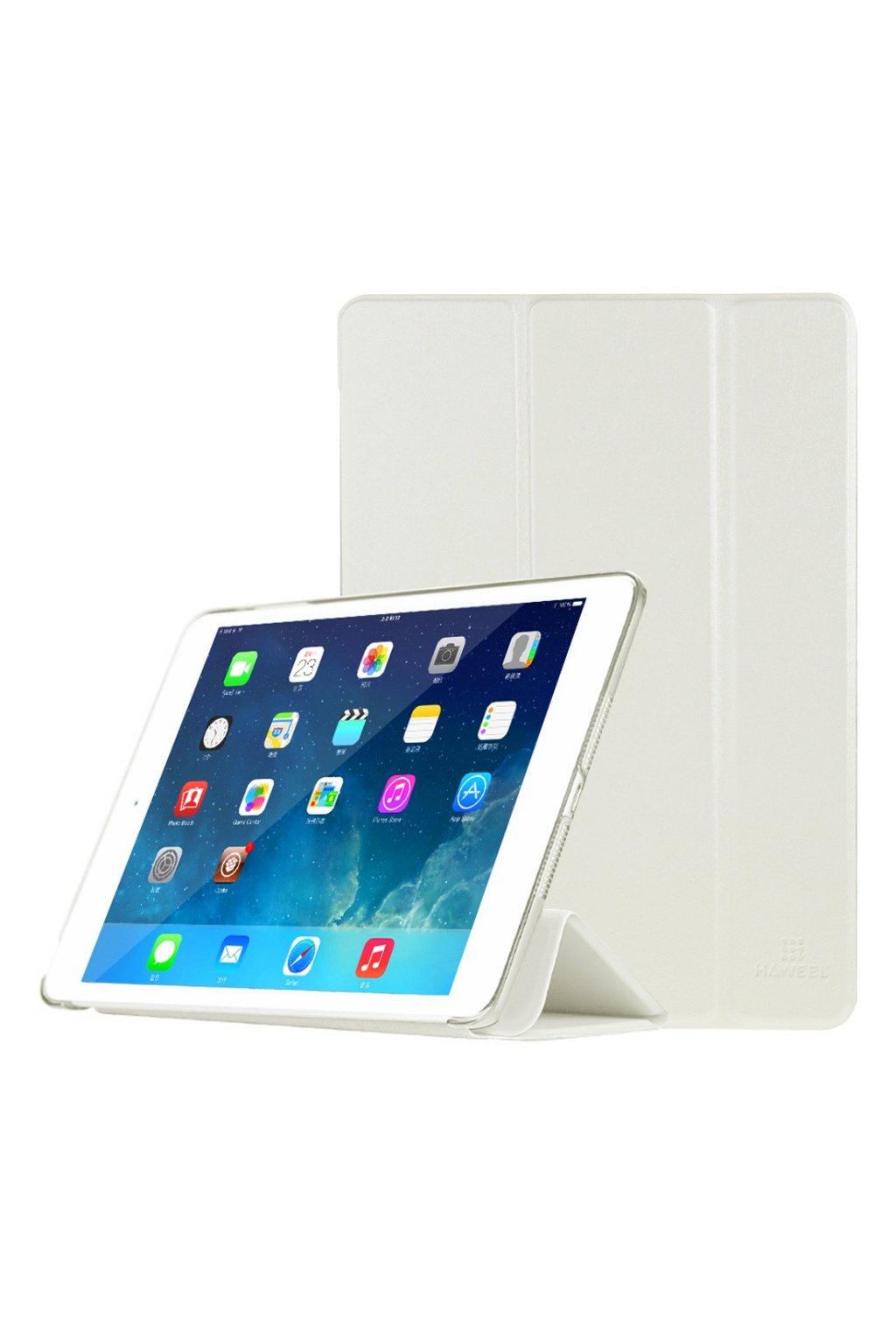 Pouzdro flip HAWEEL Smath Apple mini 1/2/3, white
