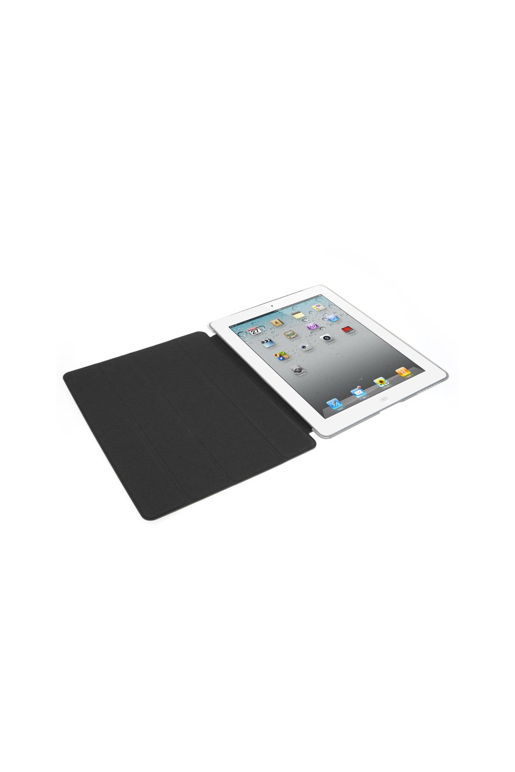 Pouzdro flip Smart Apple iPad 2/3/4, black