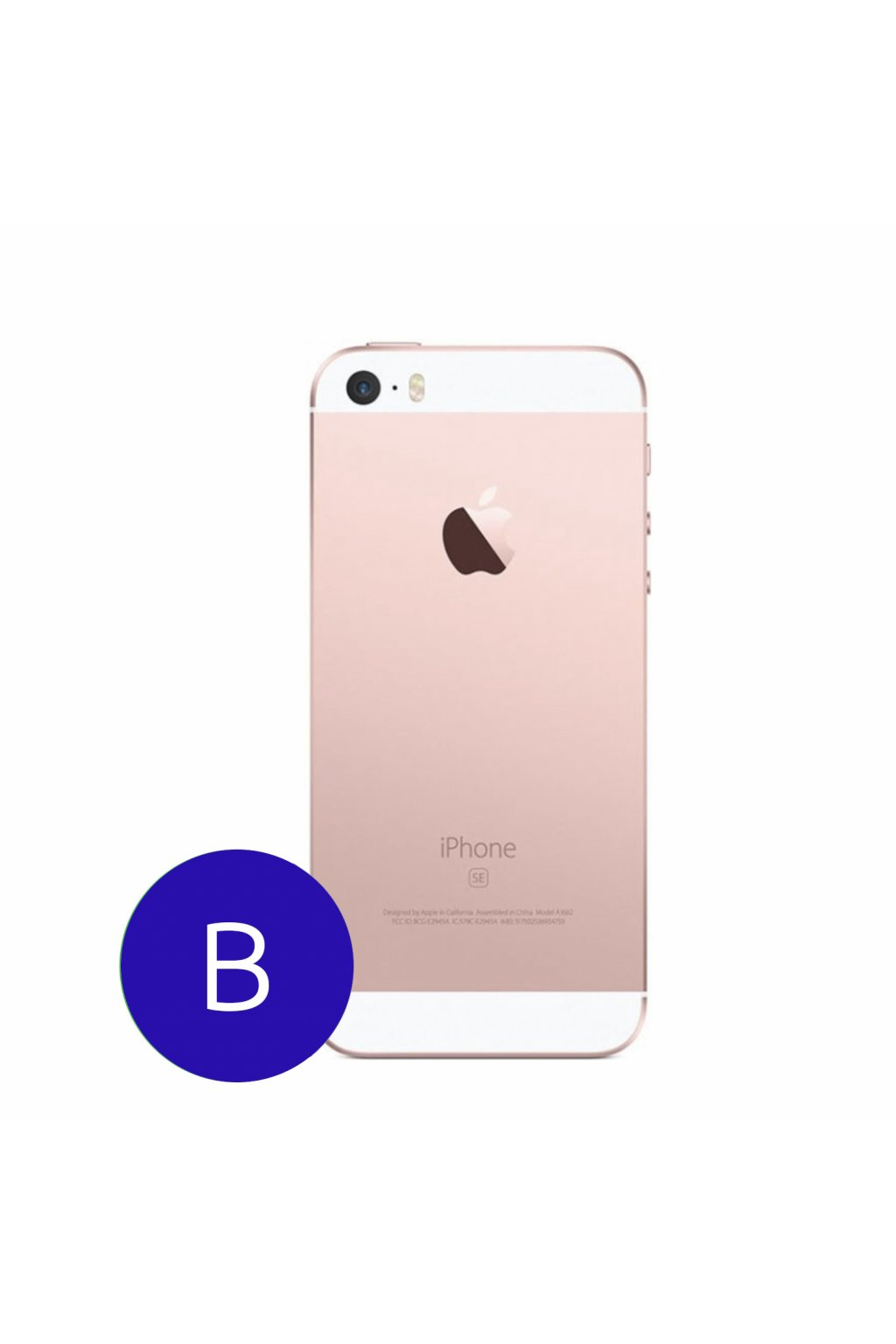 iPhoneSE ruzova B