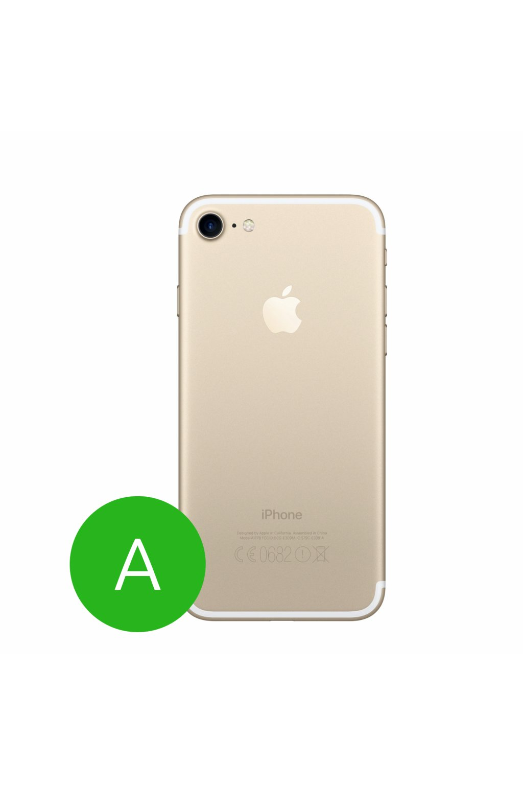 iPhone7 Gold A