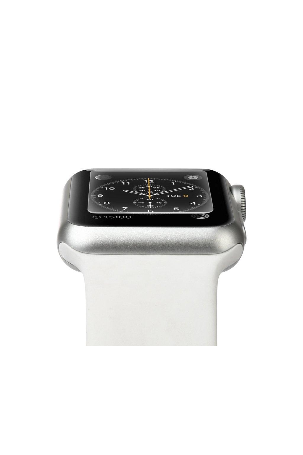 Ochranná folie Baseus 2ks Apple Watch 38mm
