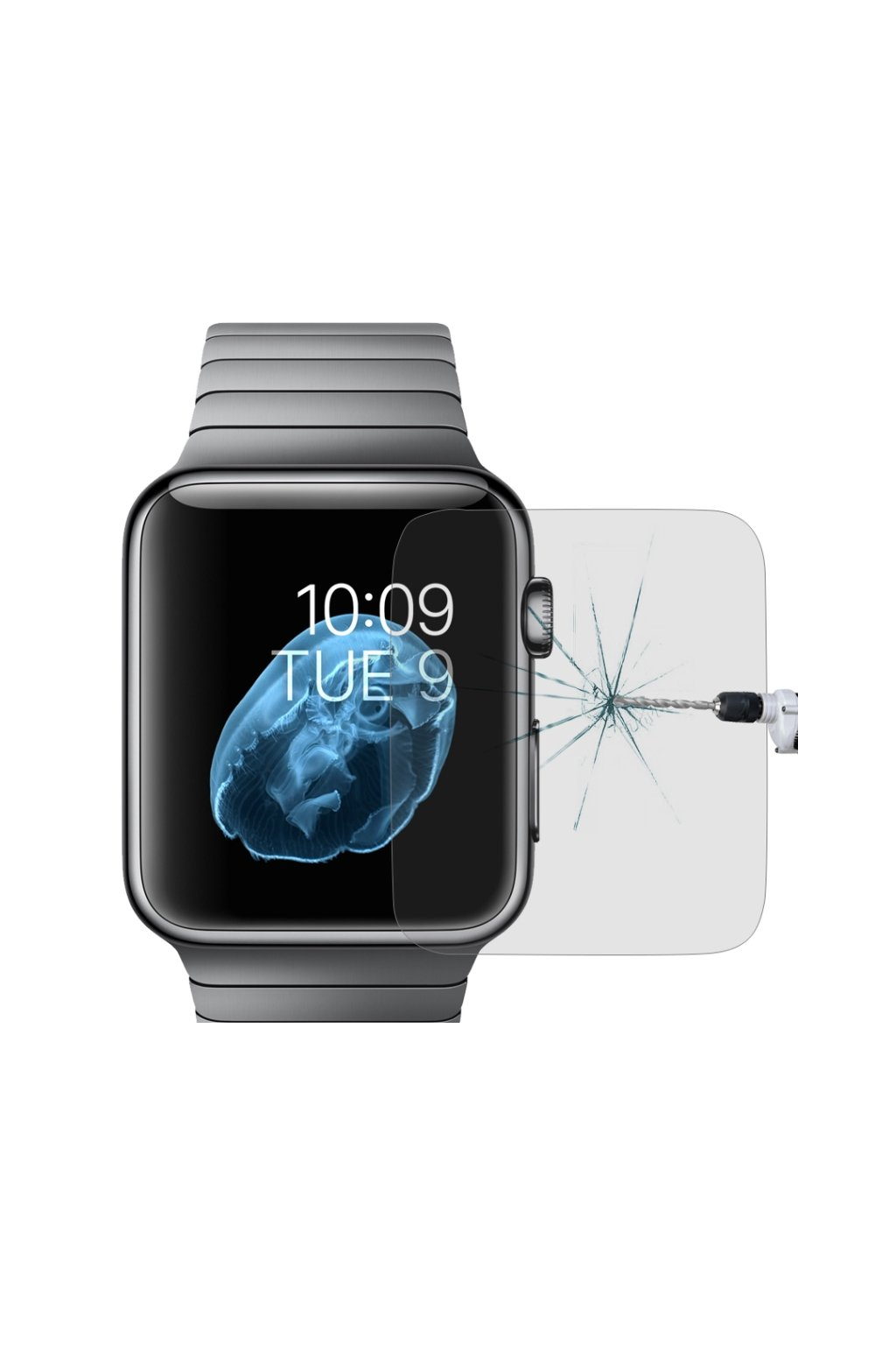 Temperované sklo 9H+ Apple Watch 38mm