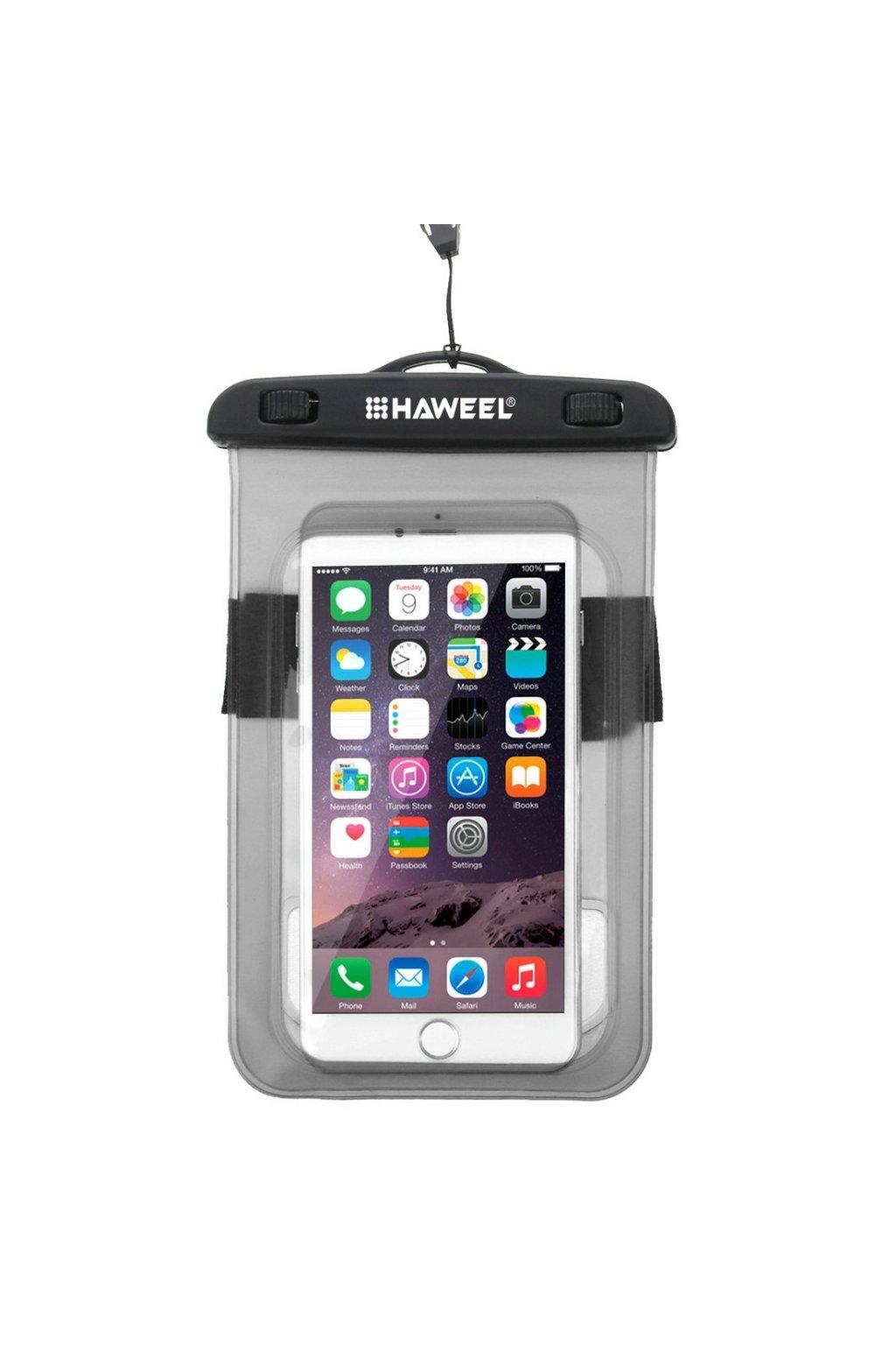 Voděodolné pouzdro HAWEEL Apple iPhone, black