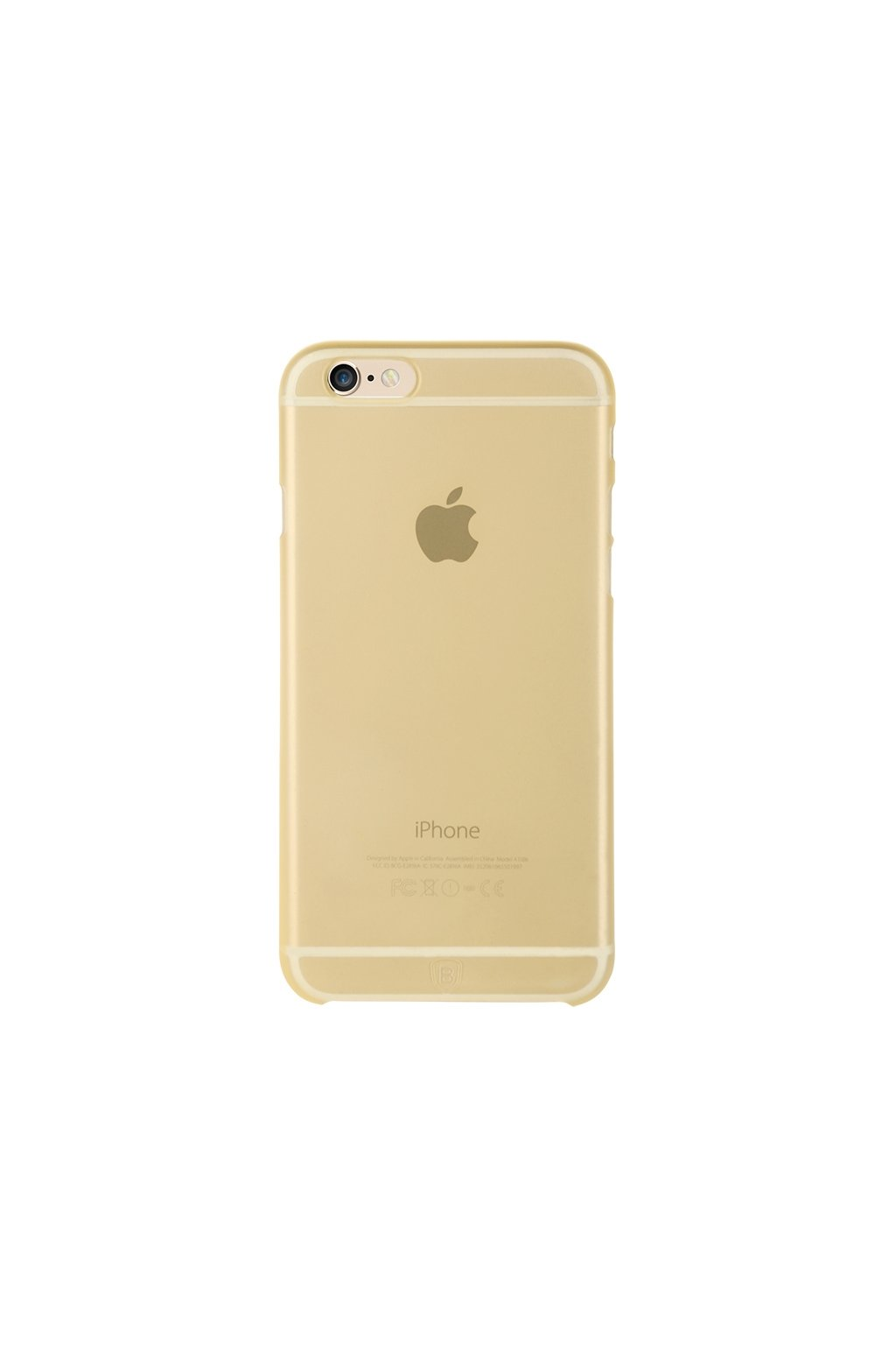 Pouzdro Baseus Design Apple iPhone 6/6S, gold
