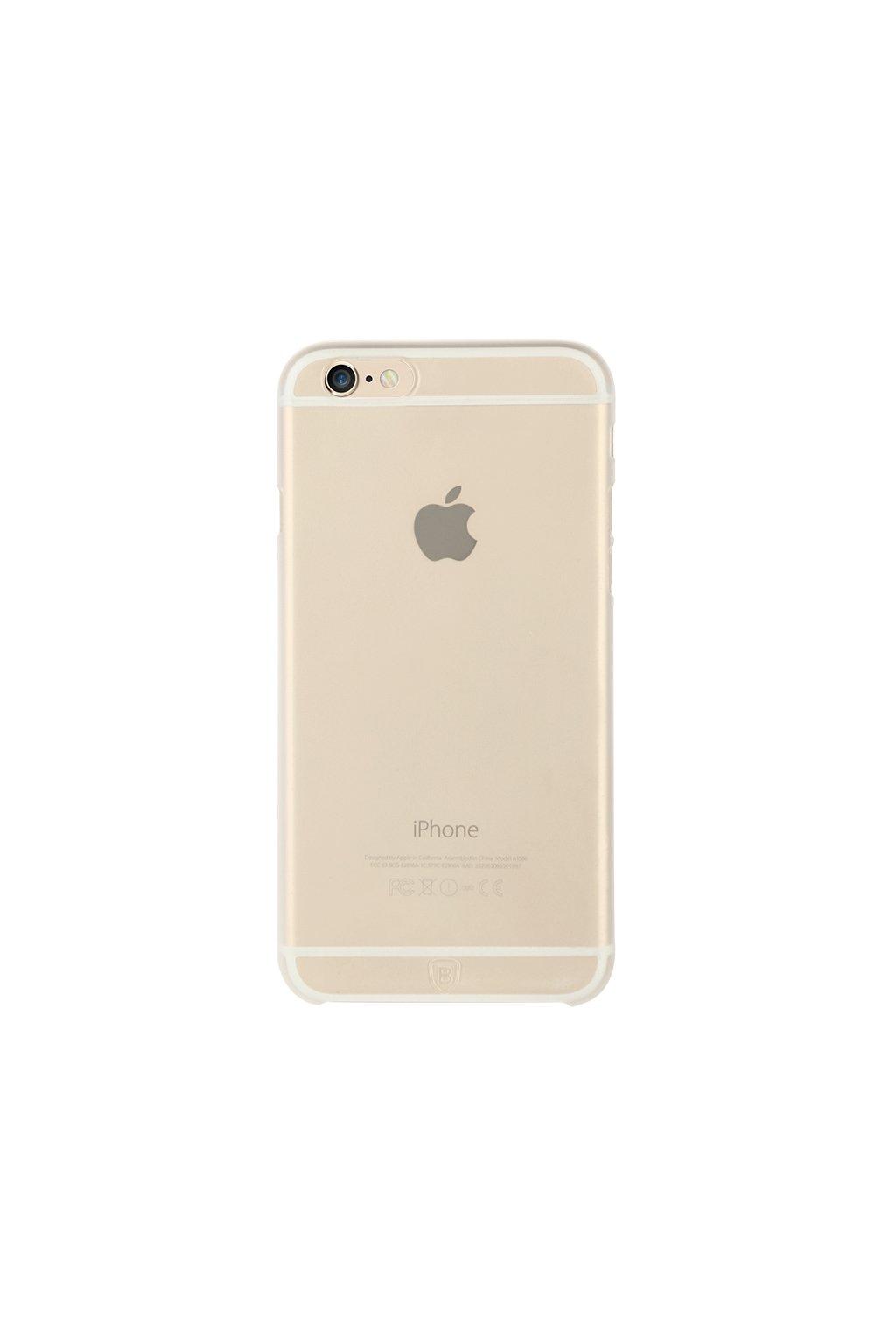 Pouzdro Baseus Design Apple iPhone 6/6S, white